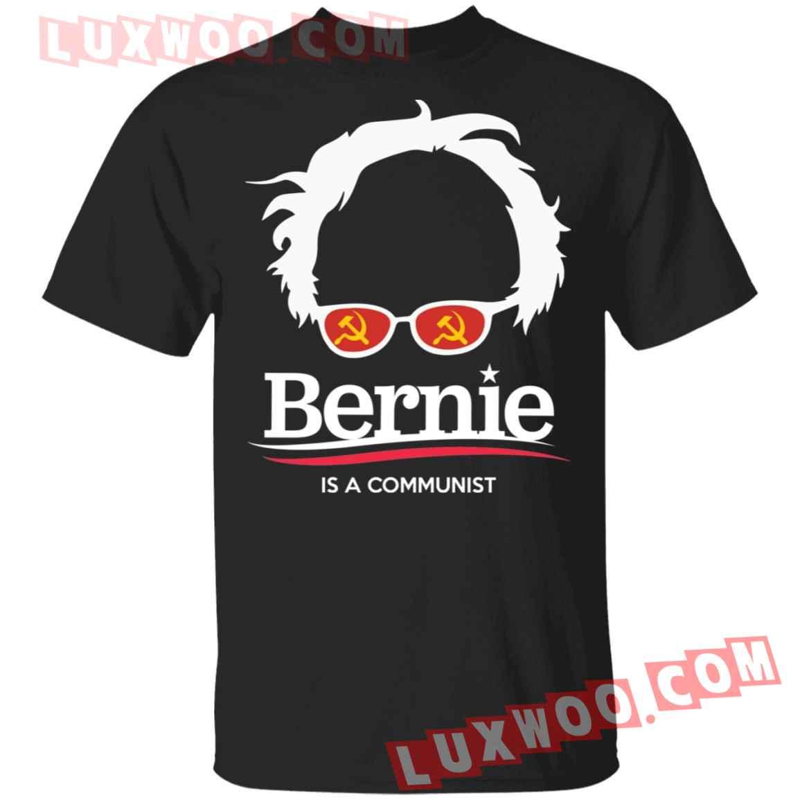 Bernie Is A Communist Shirt