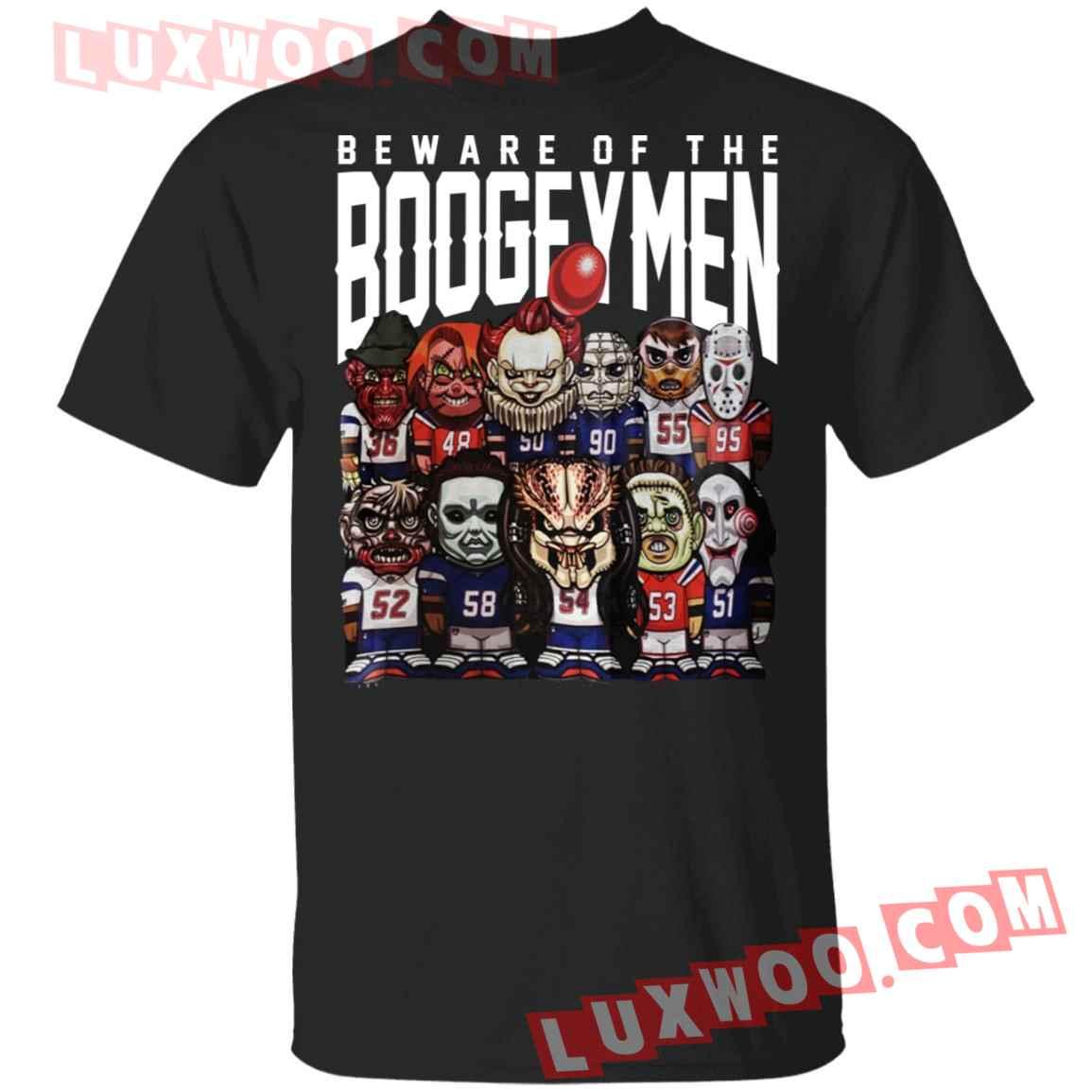 Boogeymen Patriots Shirt