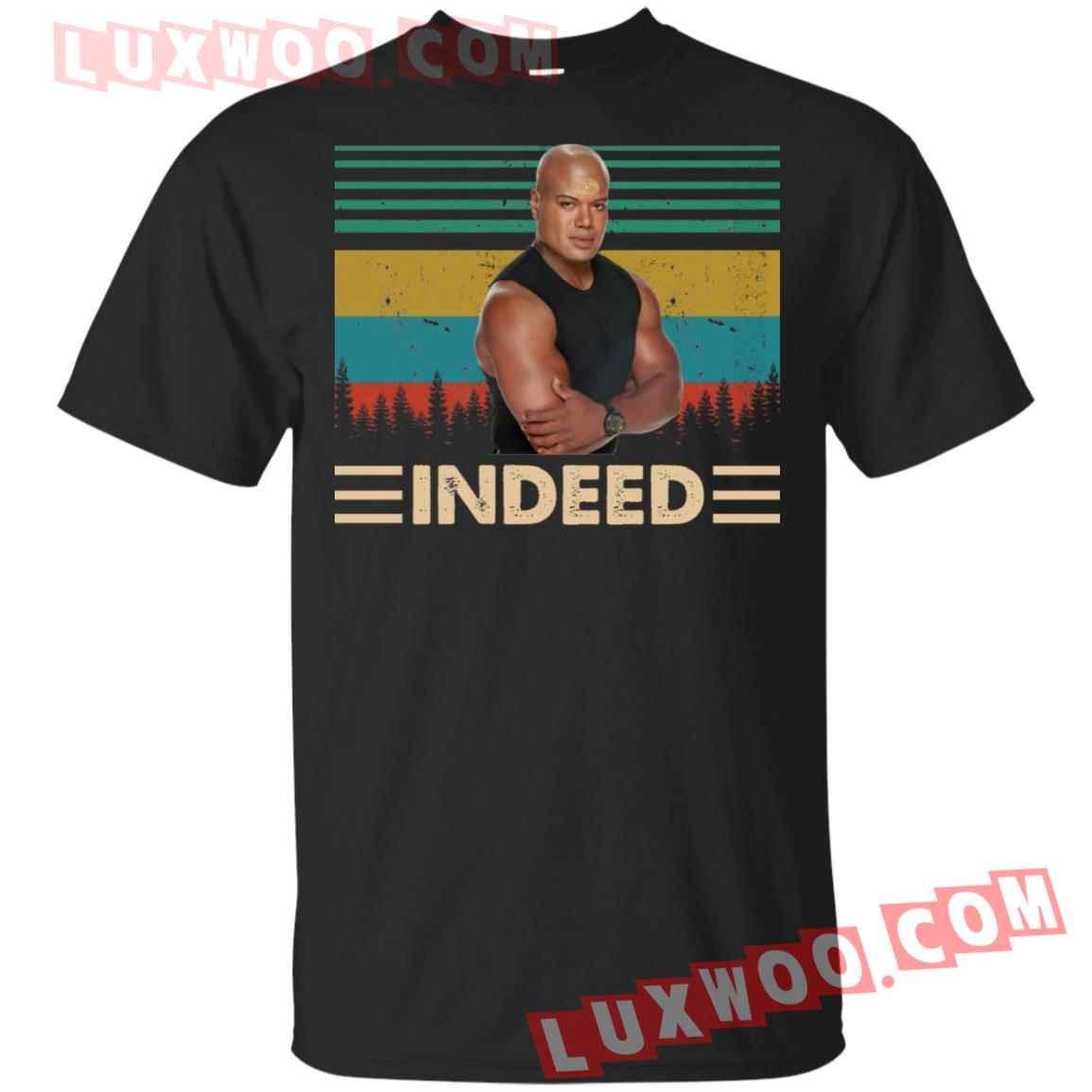 Christopher Judge Indeed Shirt