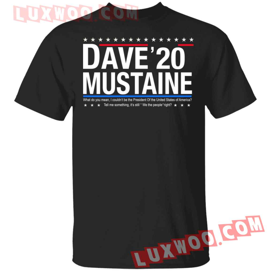 Dave Mustaine 2002 Shirt