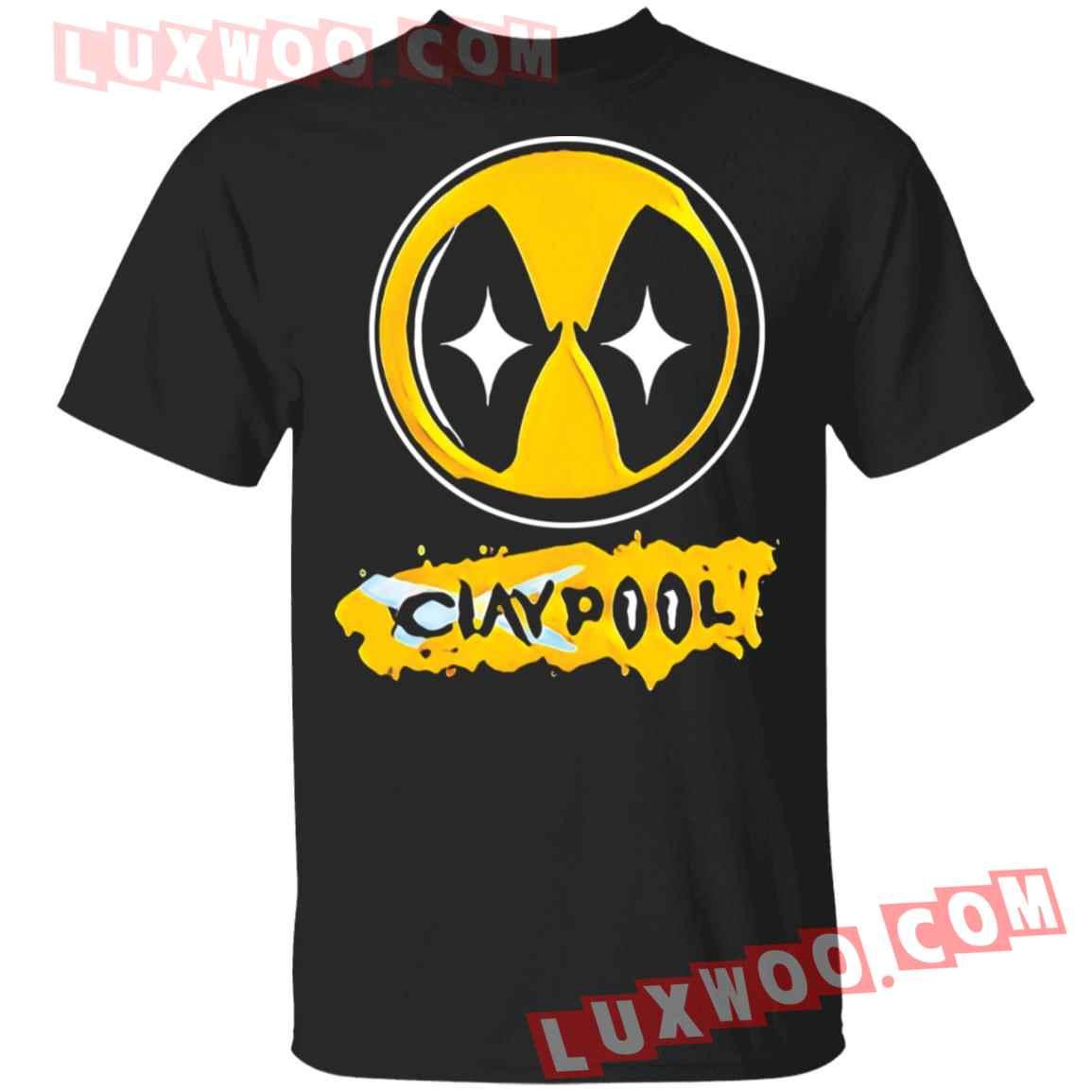 Deadpool Claypool Shirt