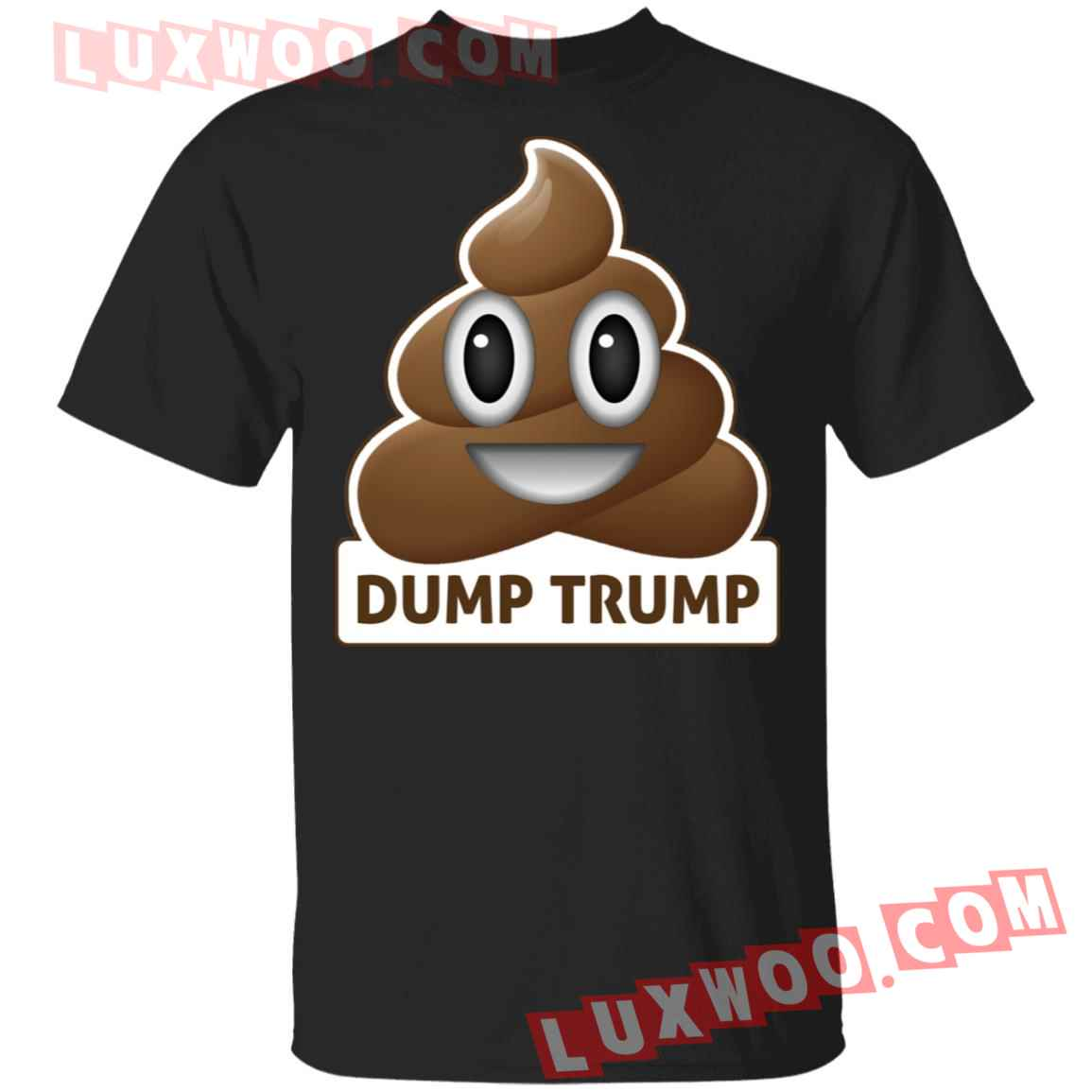 Dump Trump Poop Shirt