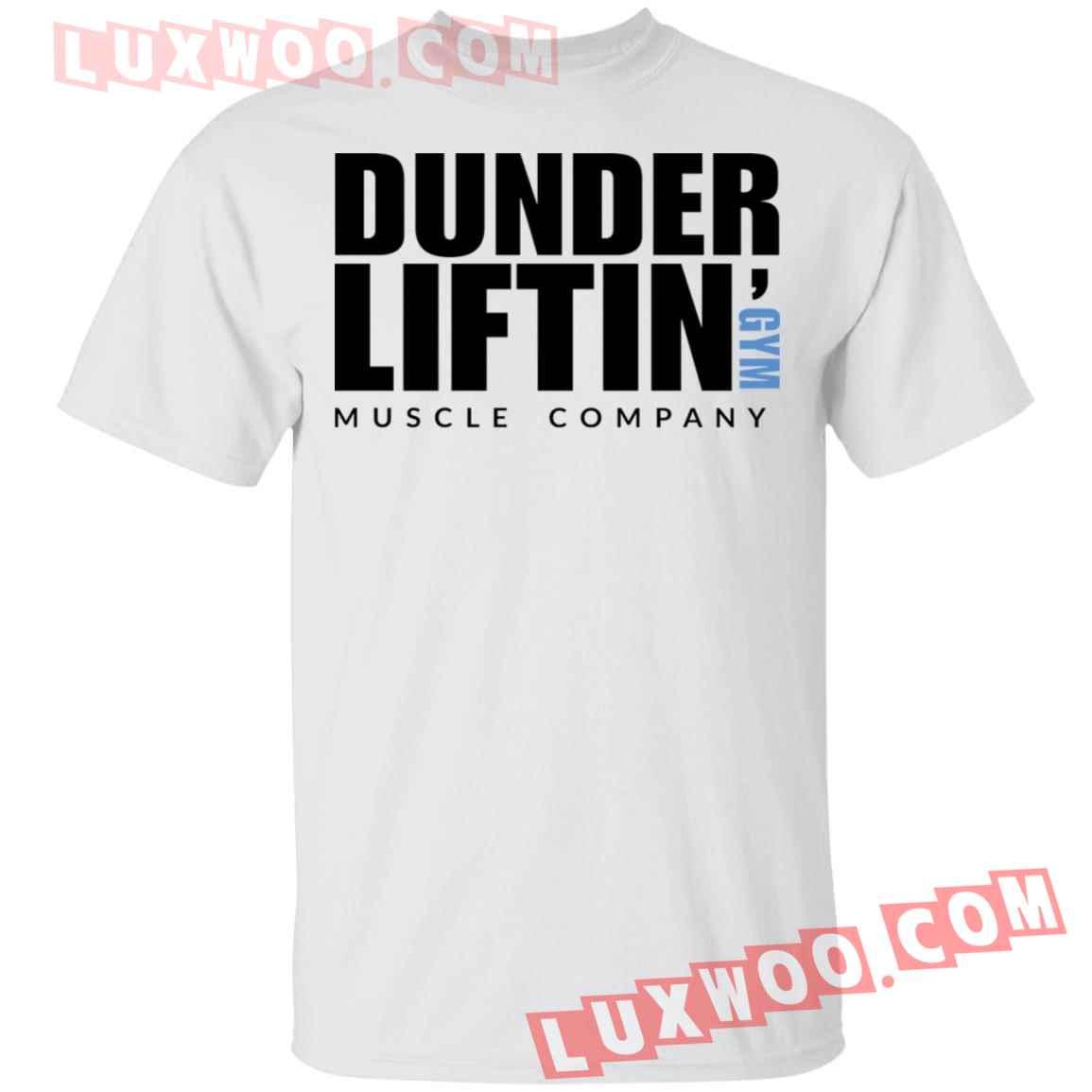 Dunder Lifting Shirt