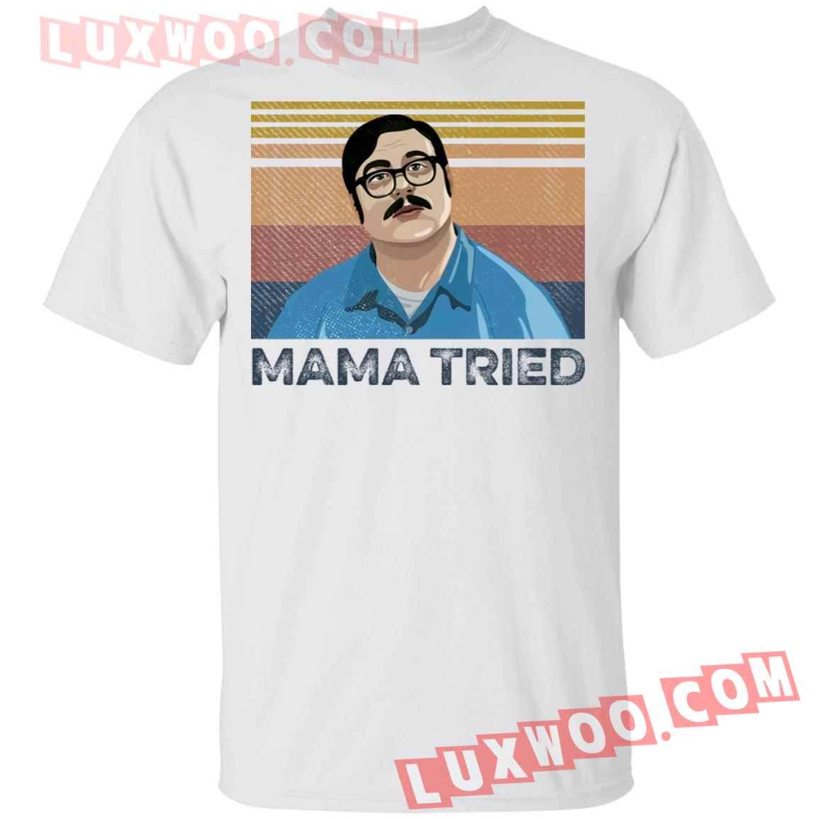 Edmund Kemper Mama Tried Shirt