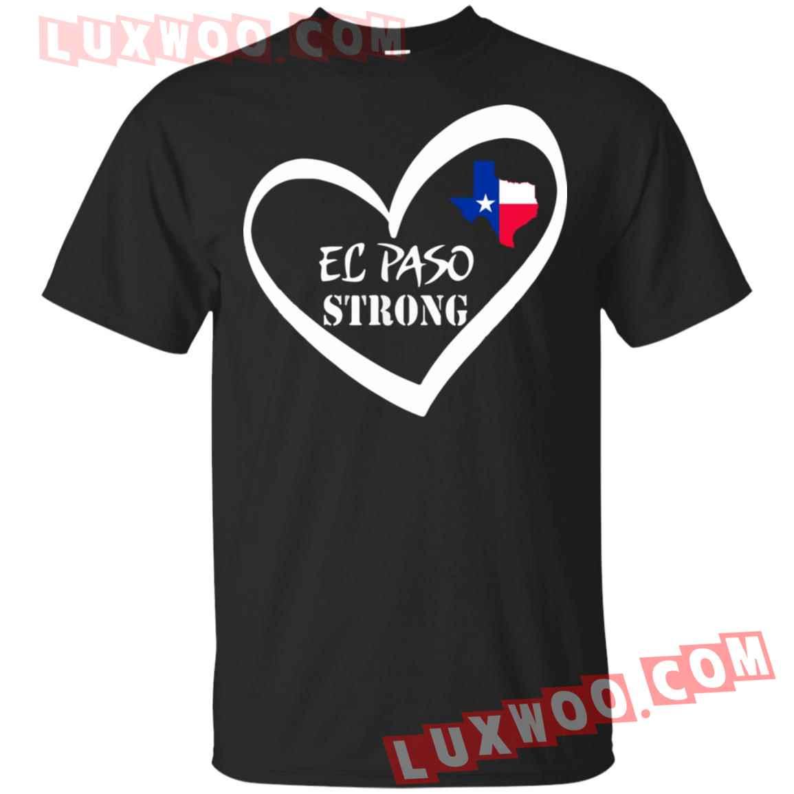 El Paso Strong Texas Heart Shirt