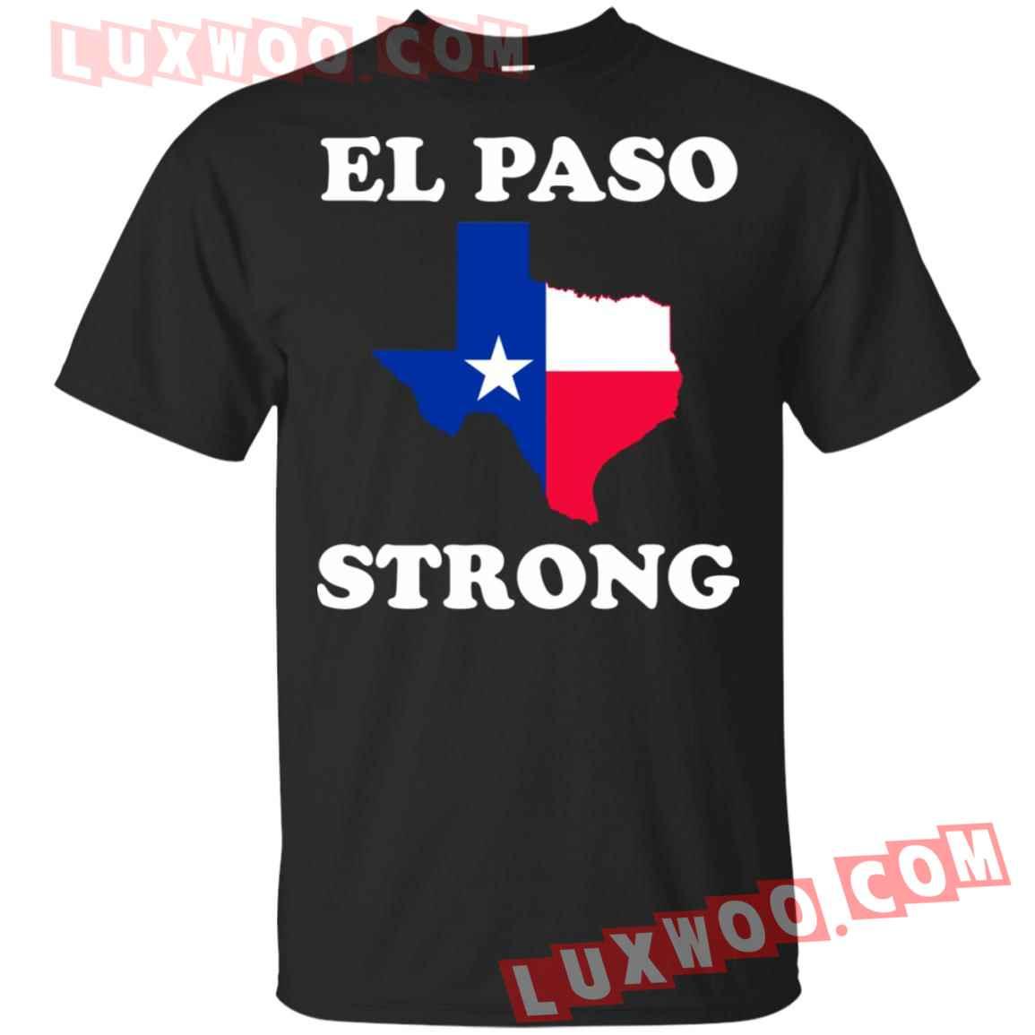 El Paso Strong Texas Shirt