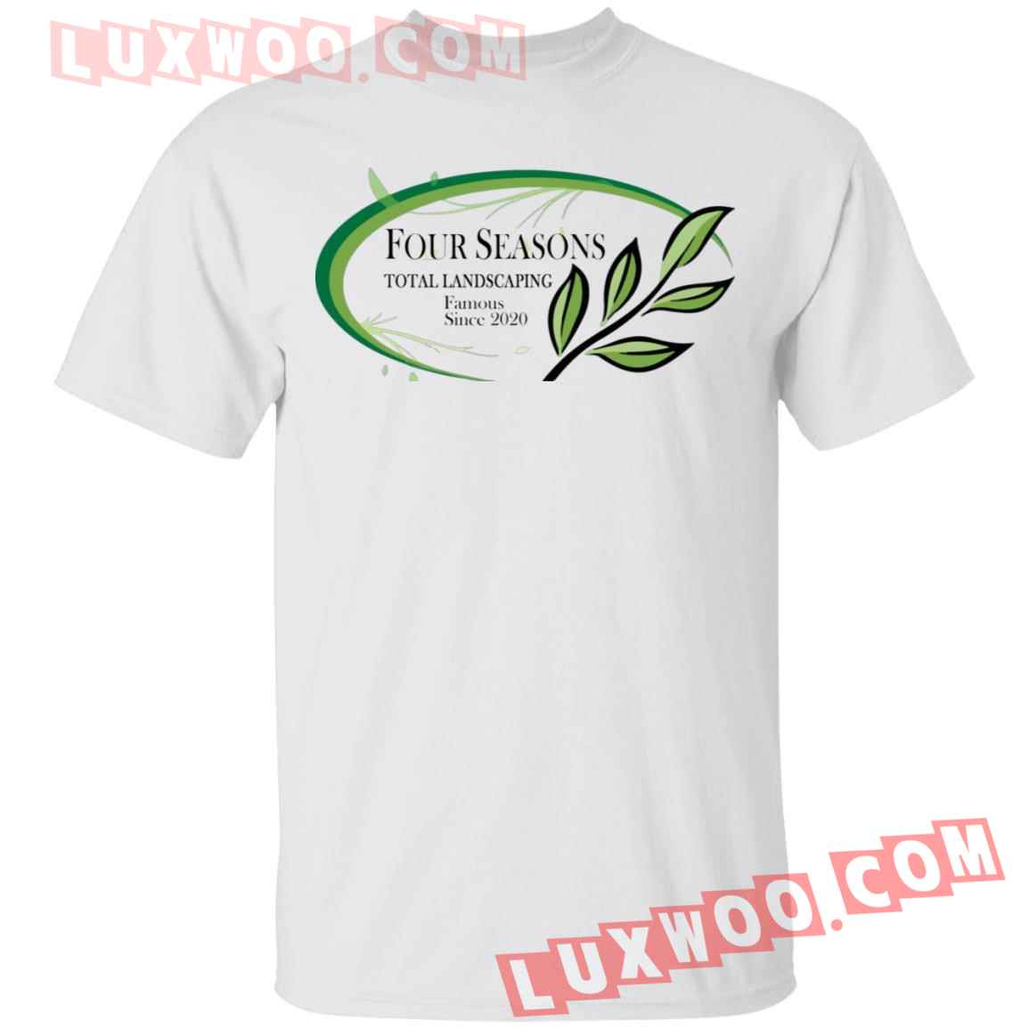 Four Seasons Total Landscaping Shirt