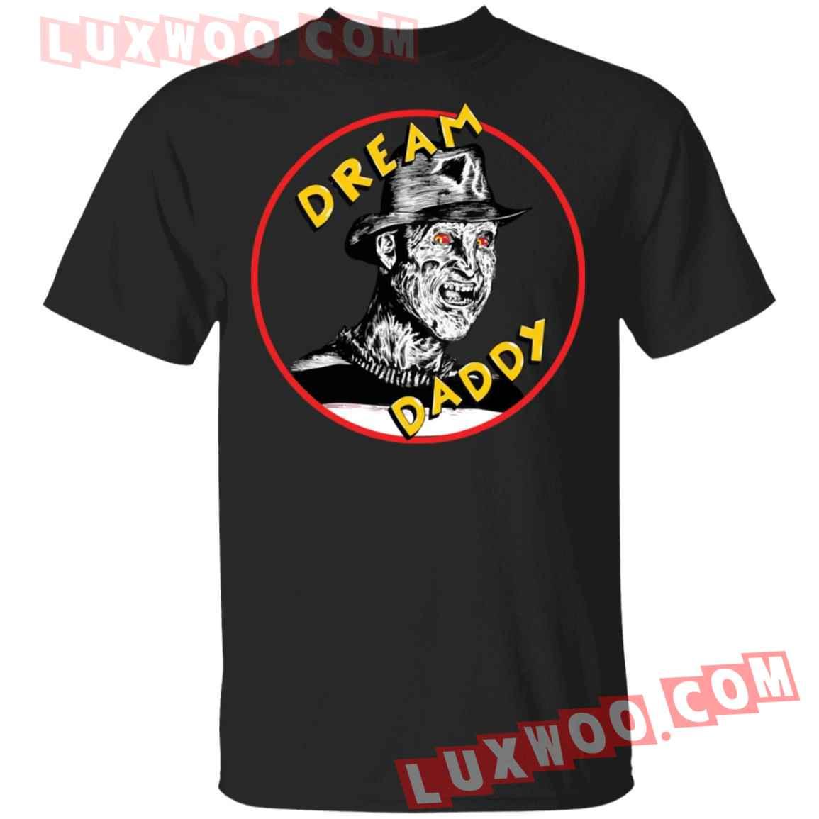 Freddy Krueger Dream Daddy Shirt