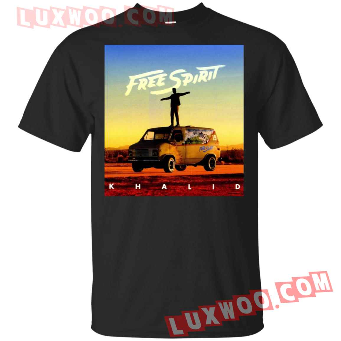 Free Spirit Khalid Shirt