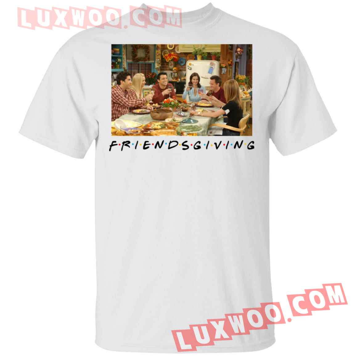 Friends Thanksgiving Friendsgiving Shirt