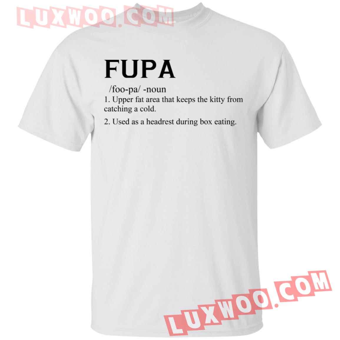 Fupa Shirt Fupa Definition Shirt