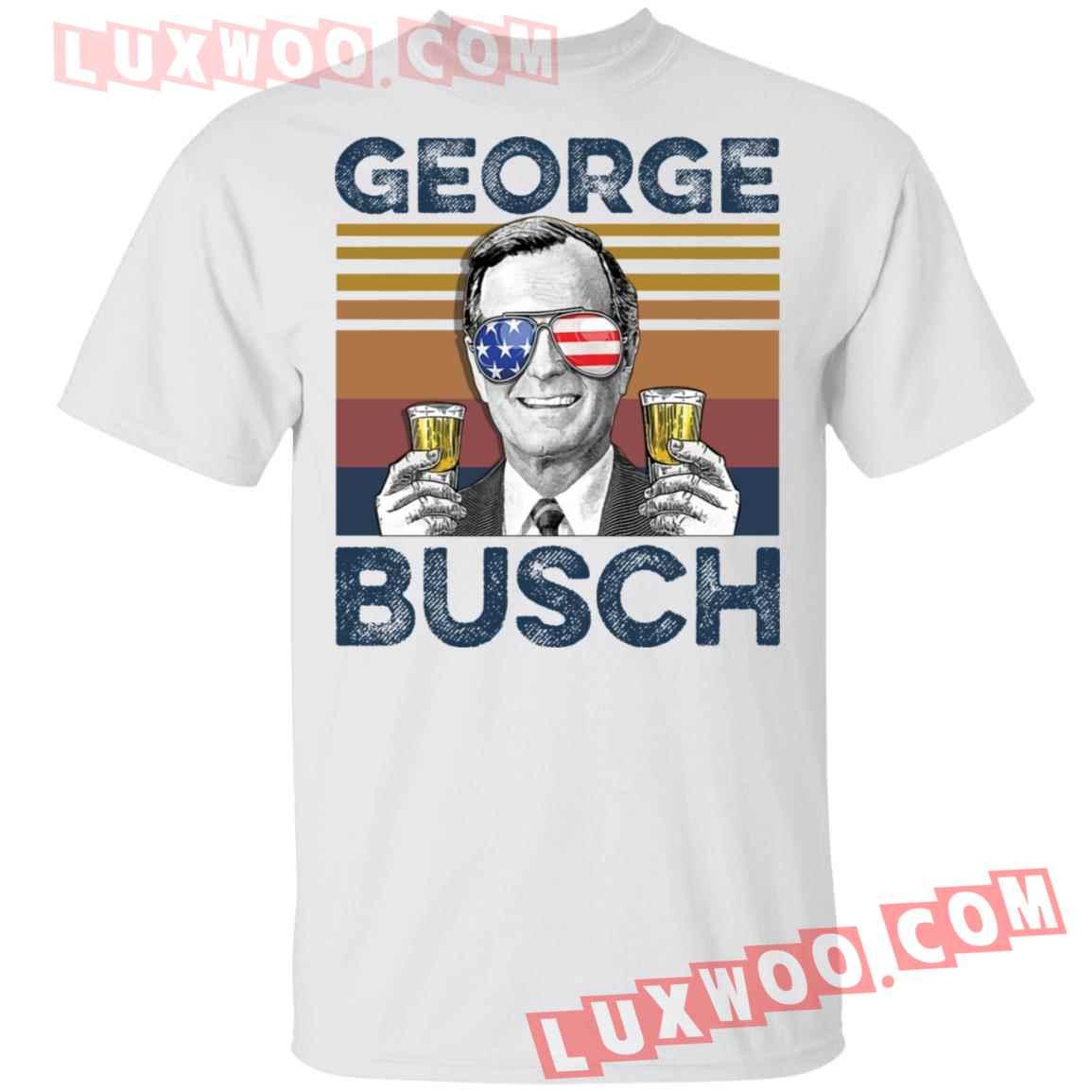 George Bush George Busch Shirt