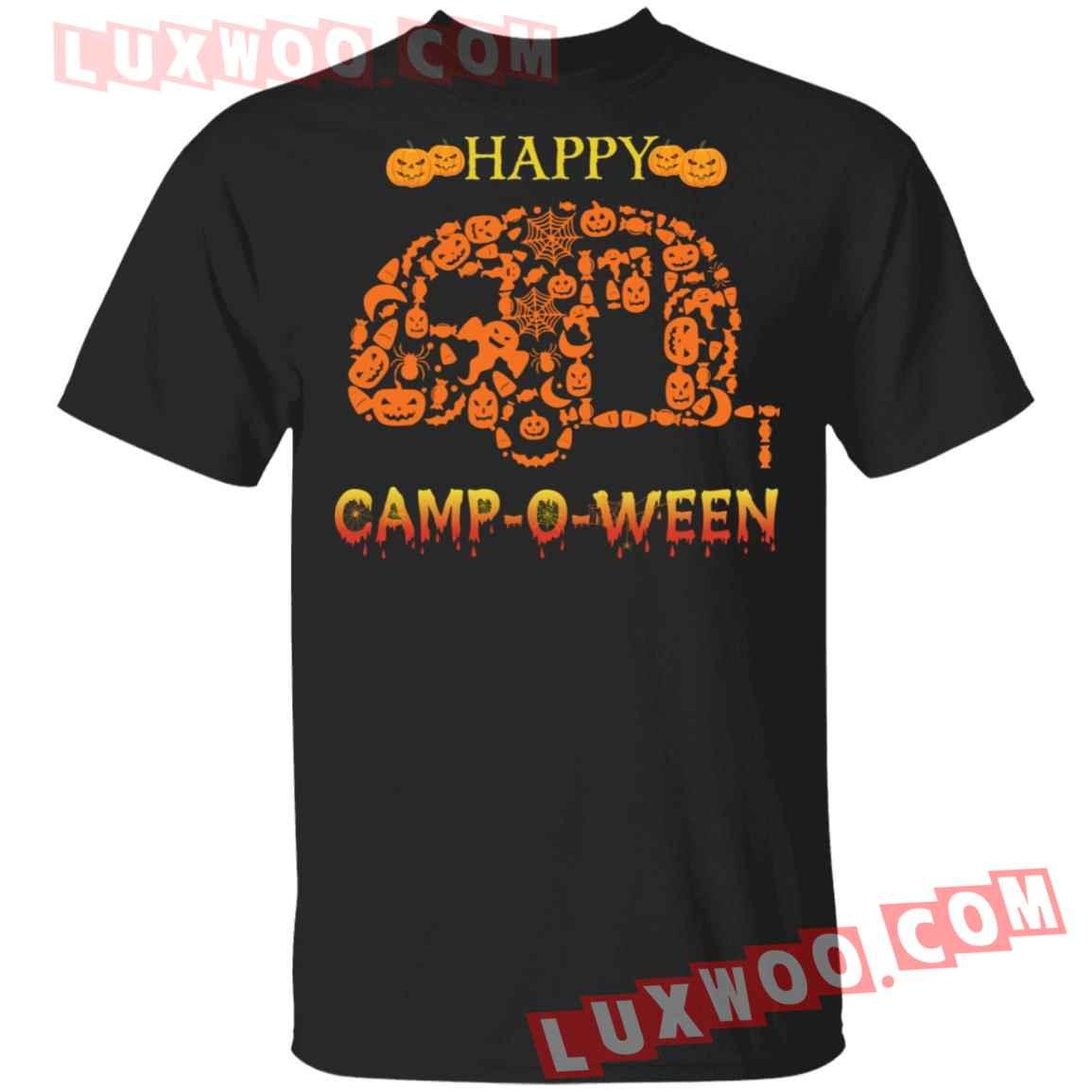 Happy Camp O Ween Shirt