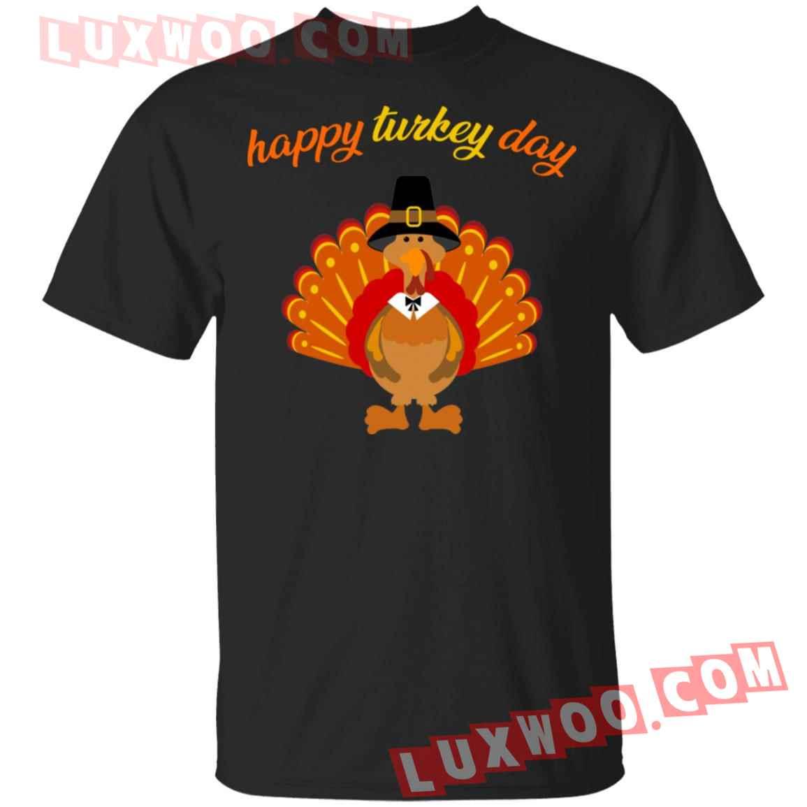 Happy Turkey Day Shirt
