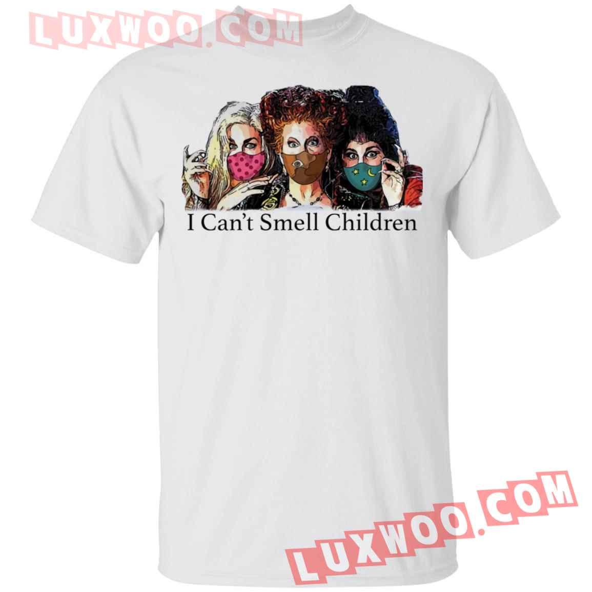 Hocus Pocus I Cant Smell Children Shirt