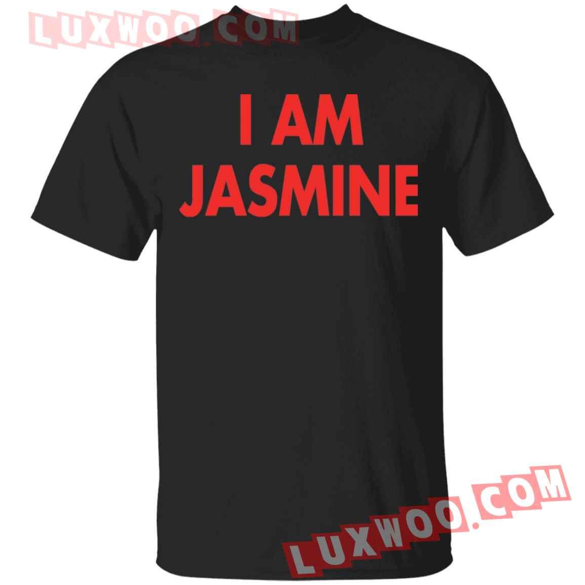 I Am Jasmine Shirt