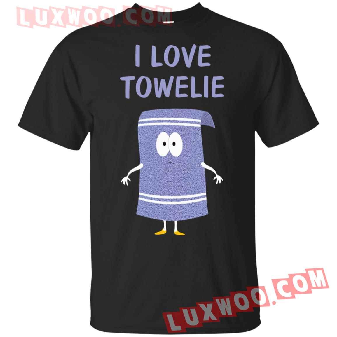I Love Towelie Shirt
