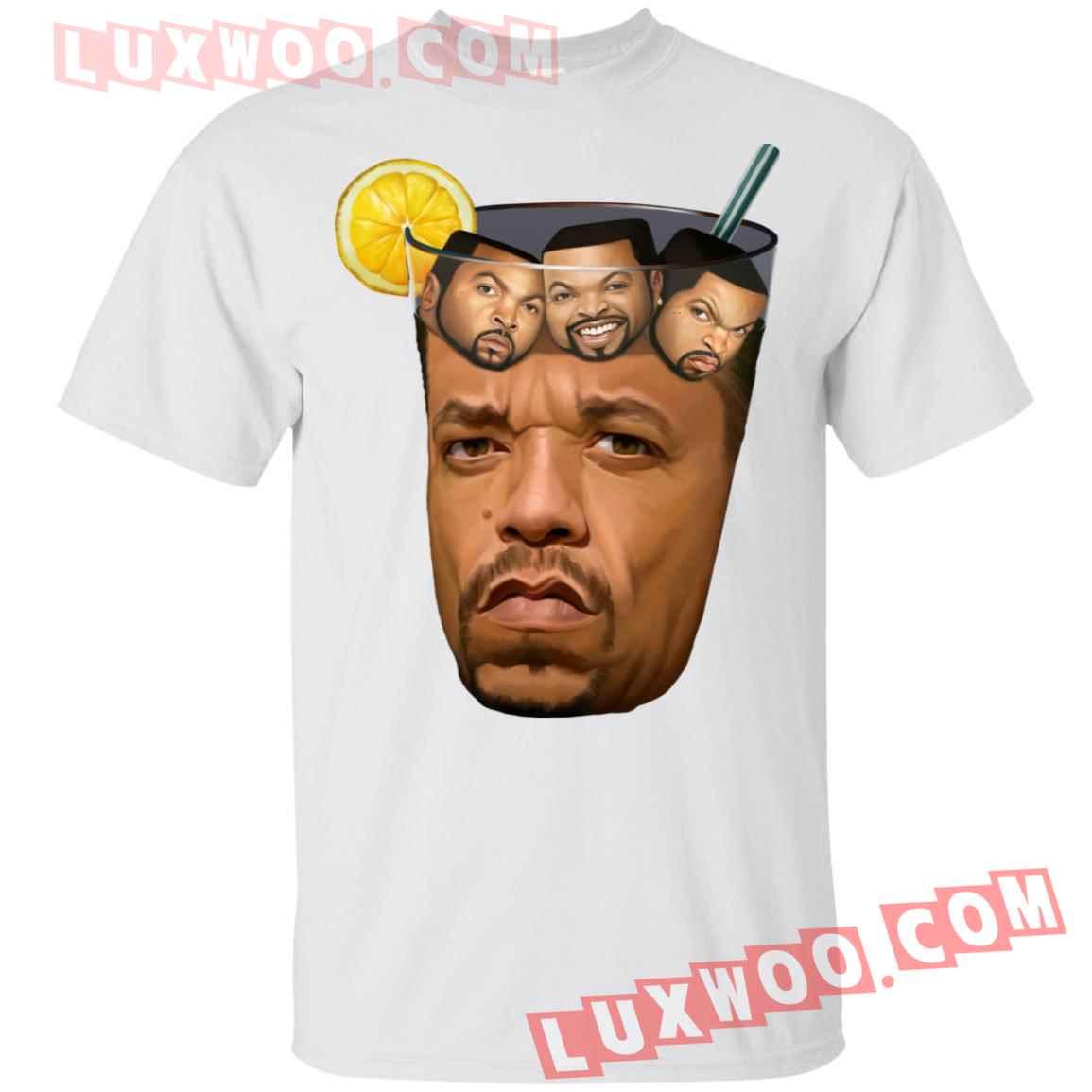 Ice Cube Ice Tea Shirt
