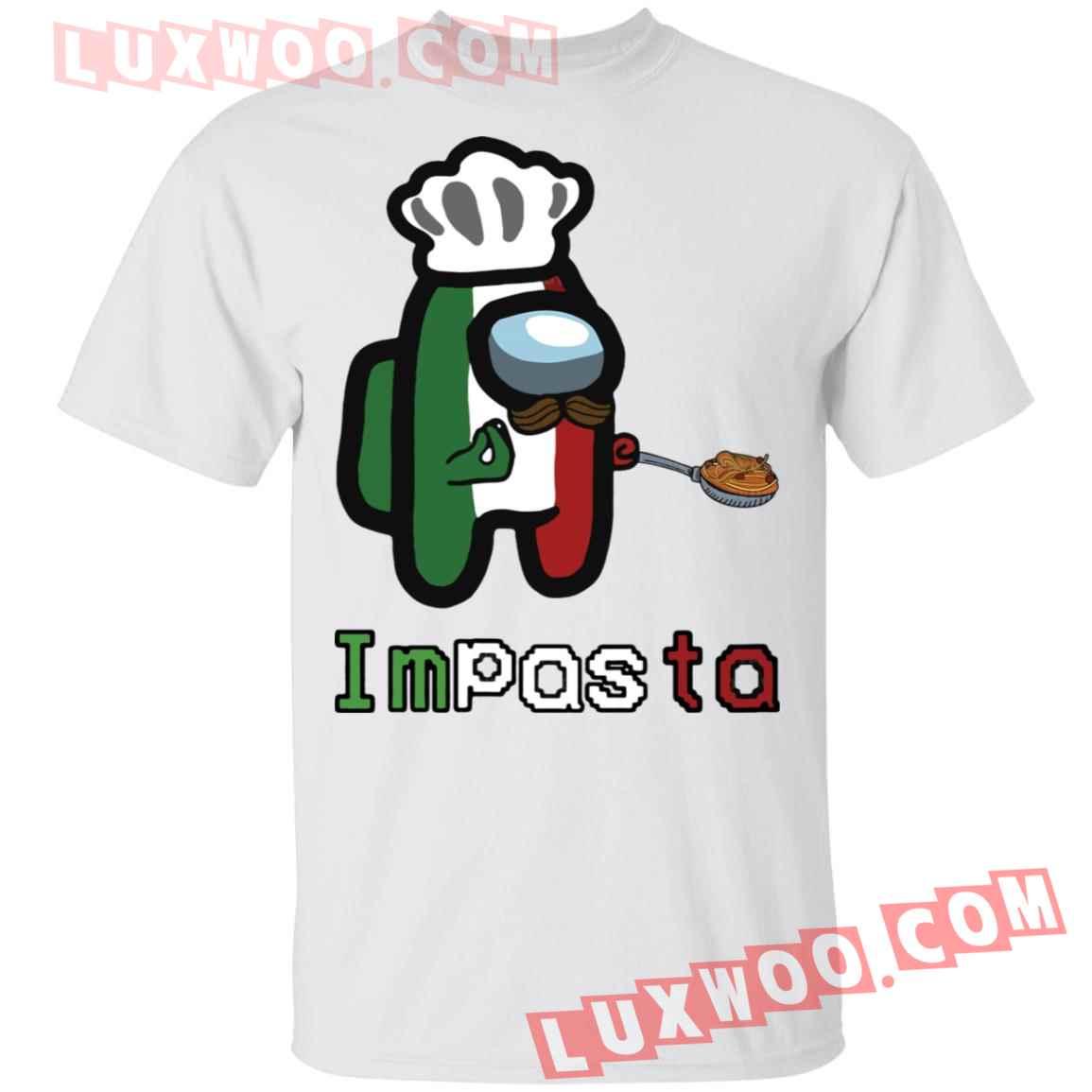 Impasta Impostor Shirt