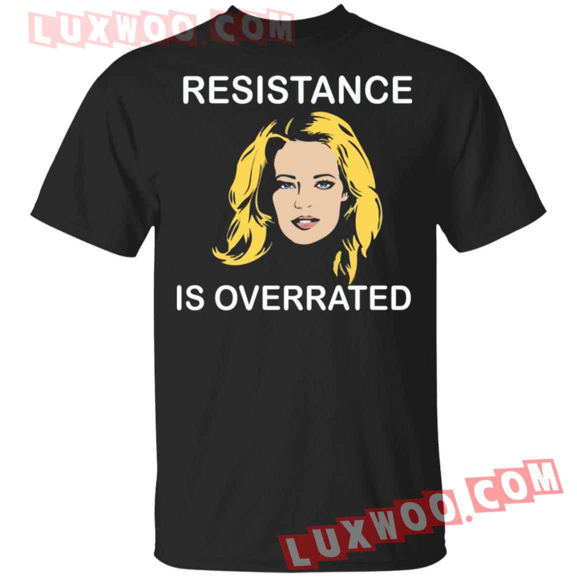 Jeri Ryan Resistance Is Overrated Shirt