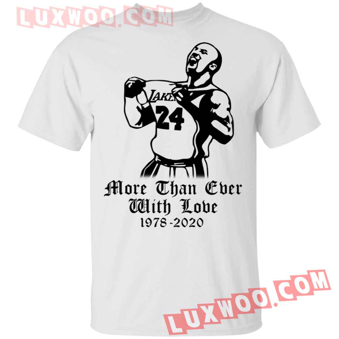 Lebron More Than Ever With Love Shirt