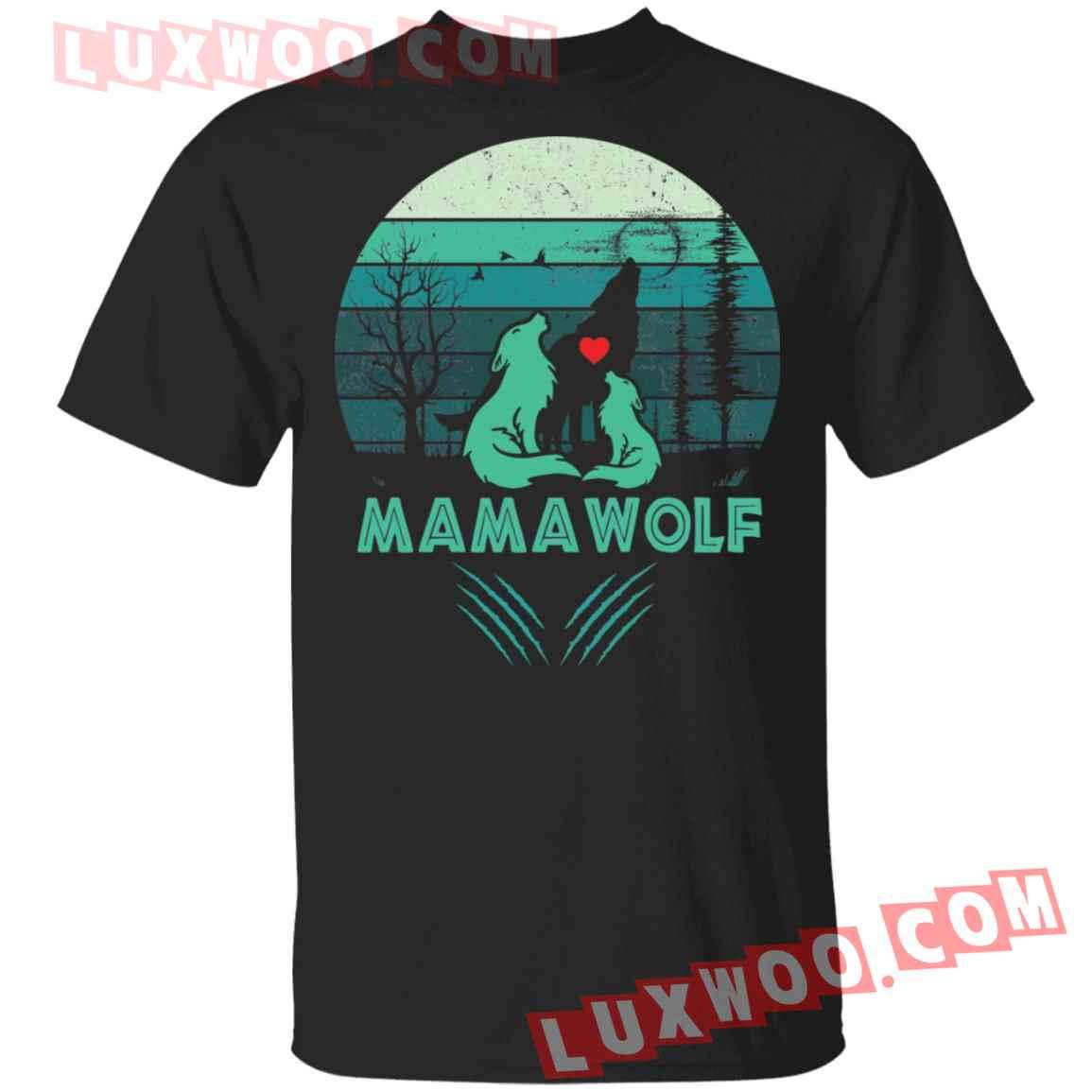 Mama Wolf Shirt