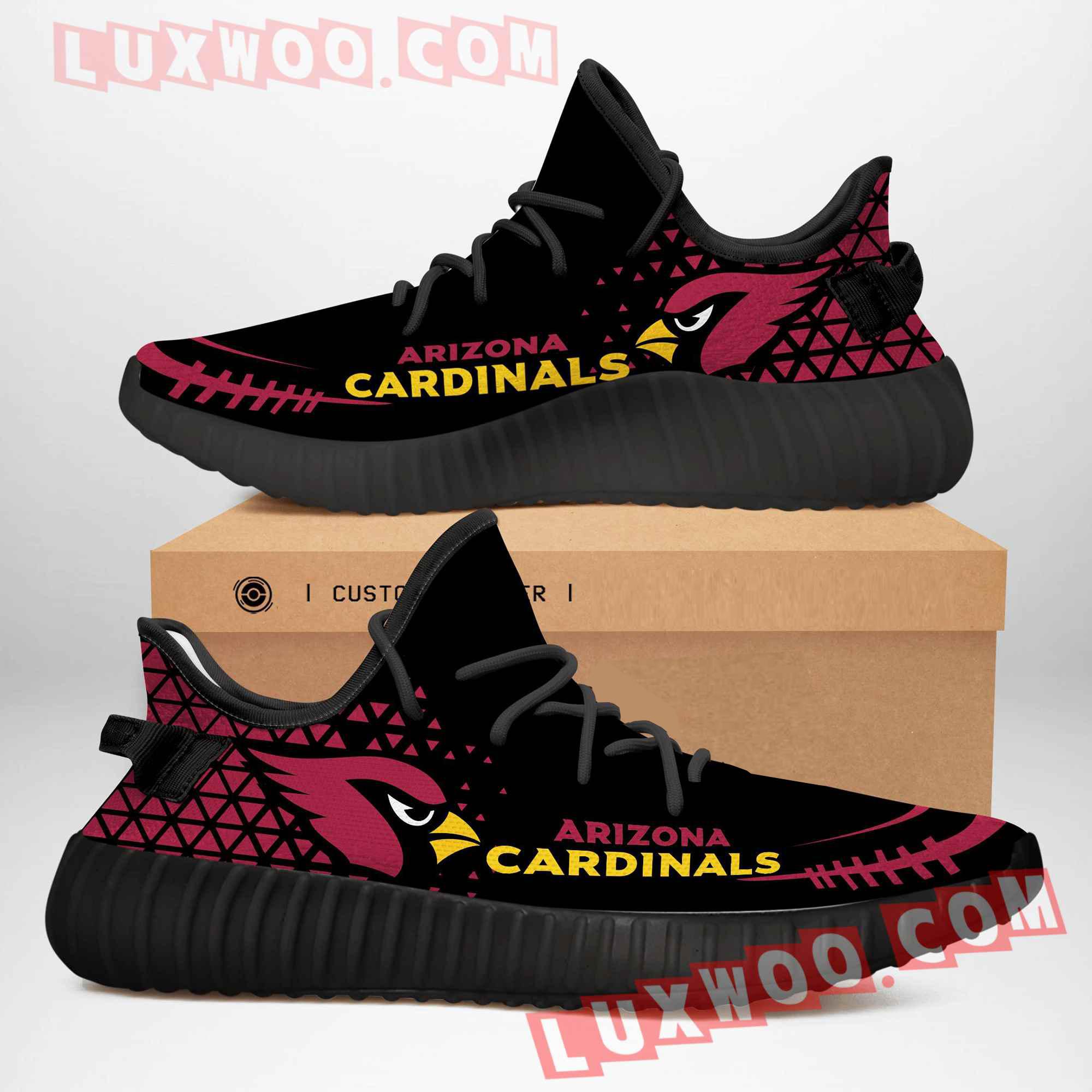 Arizona Cardinals Nfl Yezzy Custom Shoes Sneaker V5