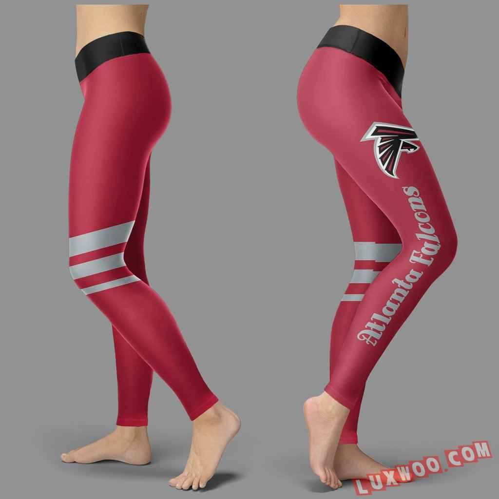 Nfl Atlanta Falcons Leggings V3