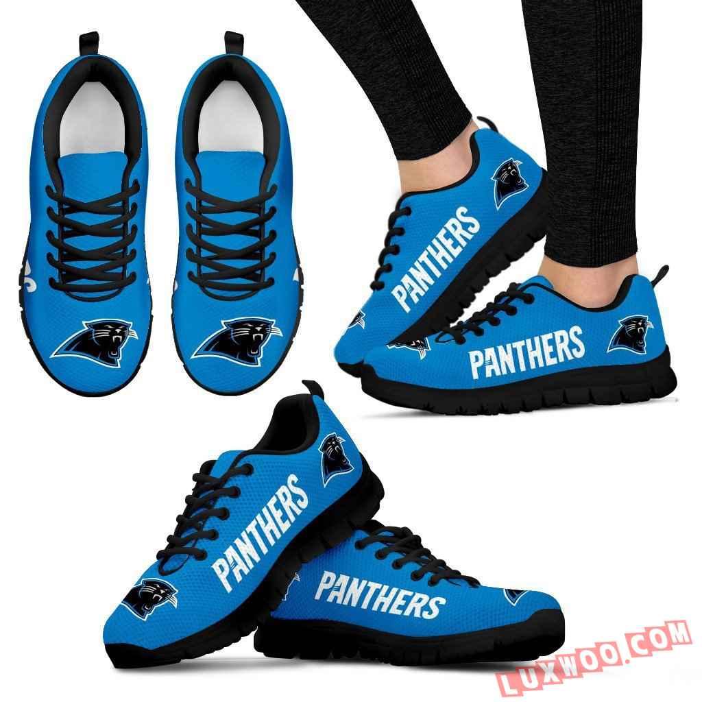 Nfl Carolina Panthers Running Shoes V1