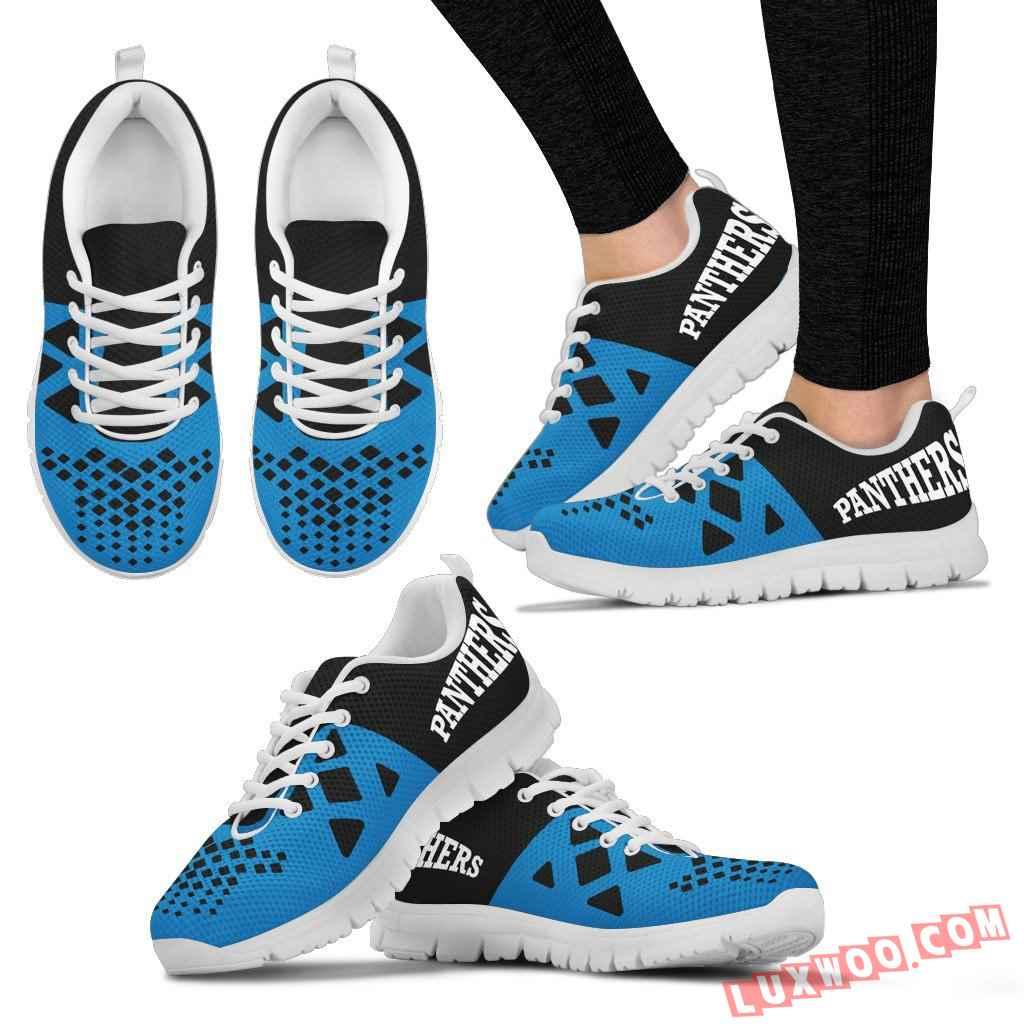Nfl Carolina Panthers Running Shoes V2