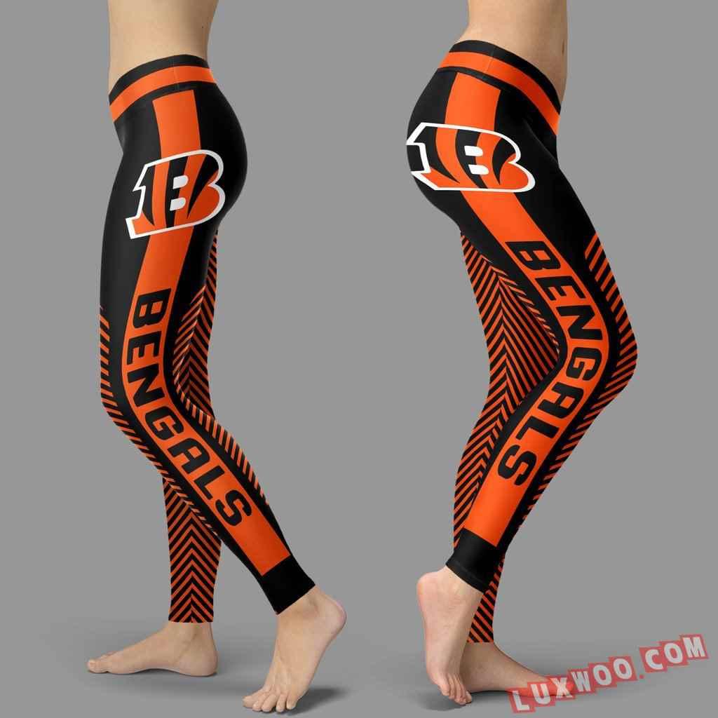 Nfl Cincinnati Bengals Leggings V1