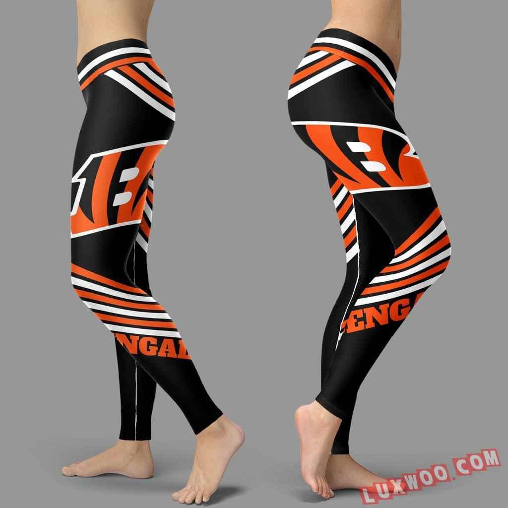 Nfl Cincinnati Bengals Leggings V2
