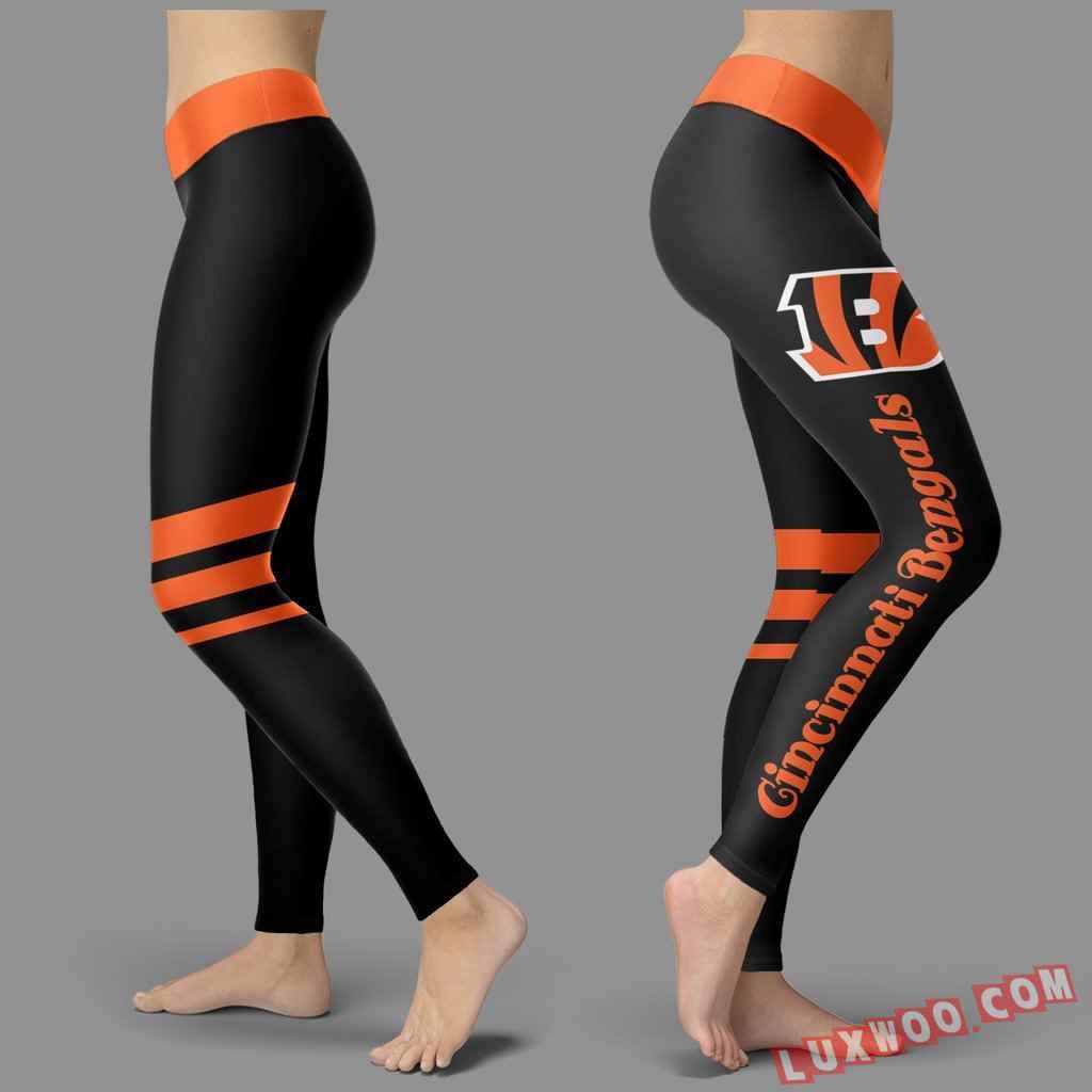 Nfl Cincinnati Bengals Leggings V3