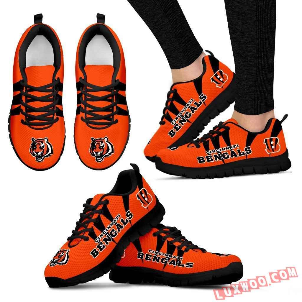Nfl Cincinnati Bengals Running Shoes V1
