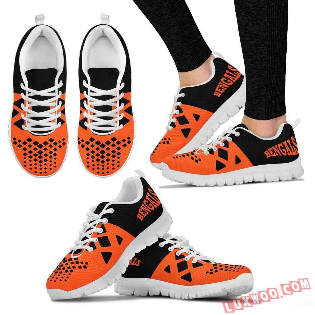 Nfl Cincinnati Bengals Running Shoes V2