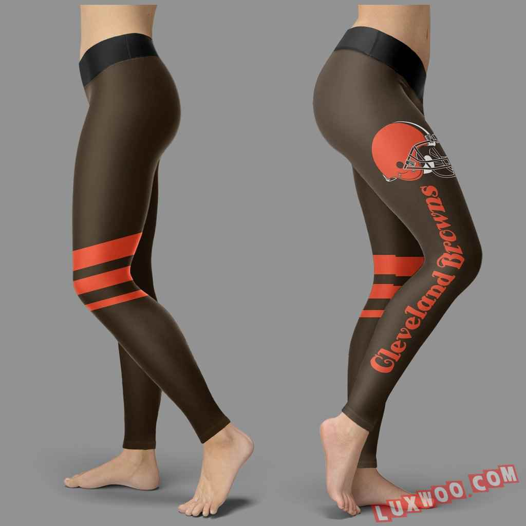 Nfl Cleveland Browns Leggings V2