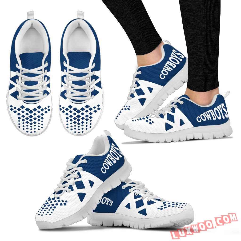 Nfl Dallas Cowboys Running Shoes V2