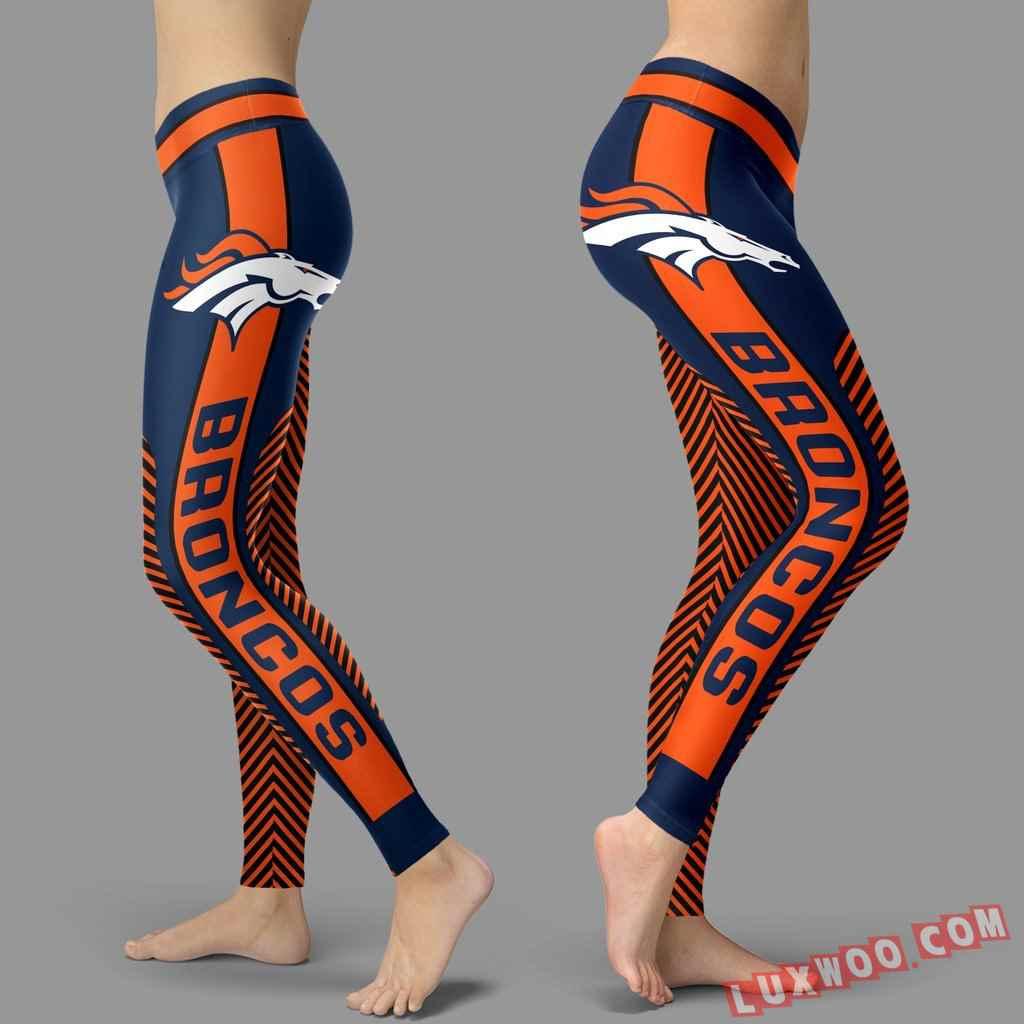 Nfl Denver Broncos Leggings V1