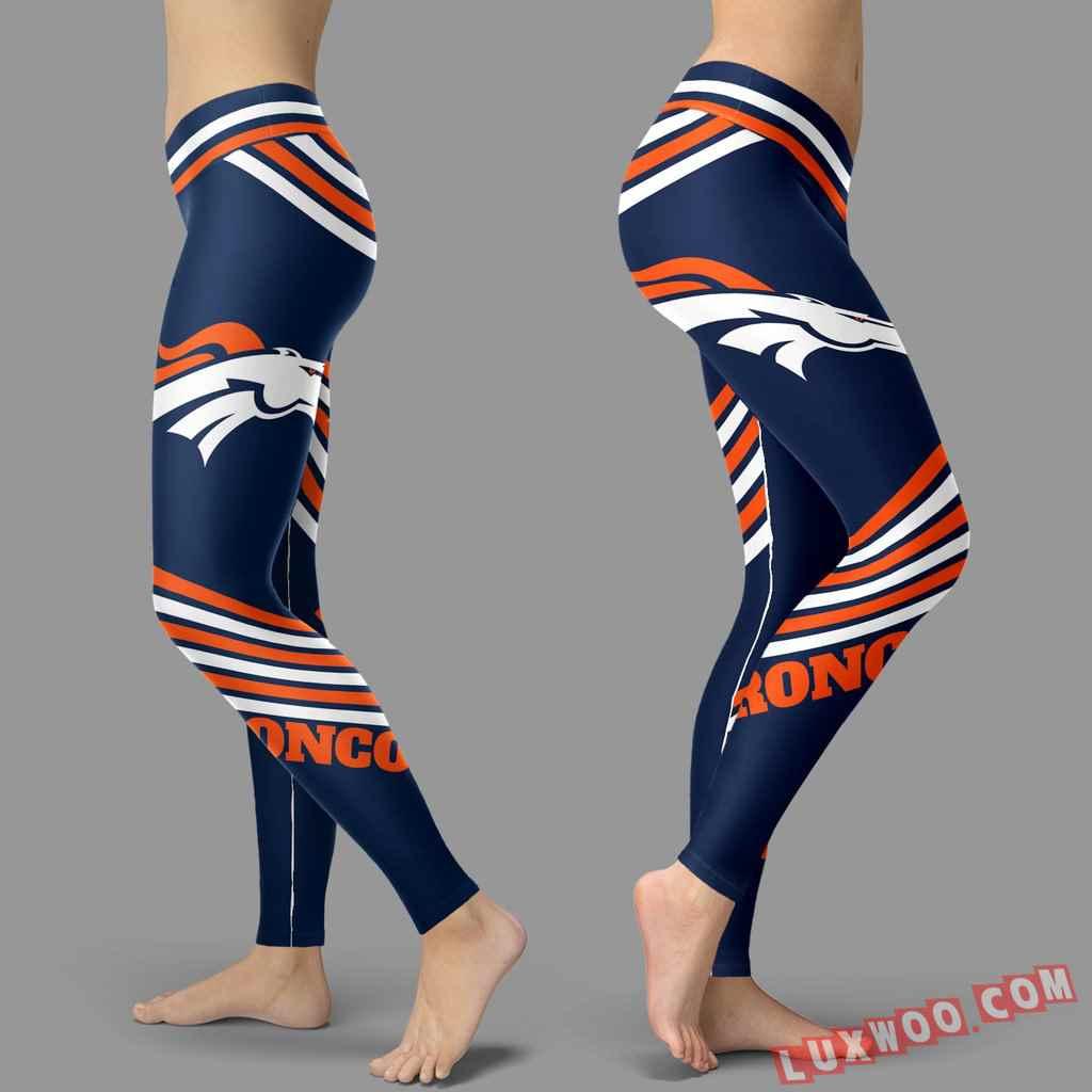 Nfl Denver Broncos Leggings V2