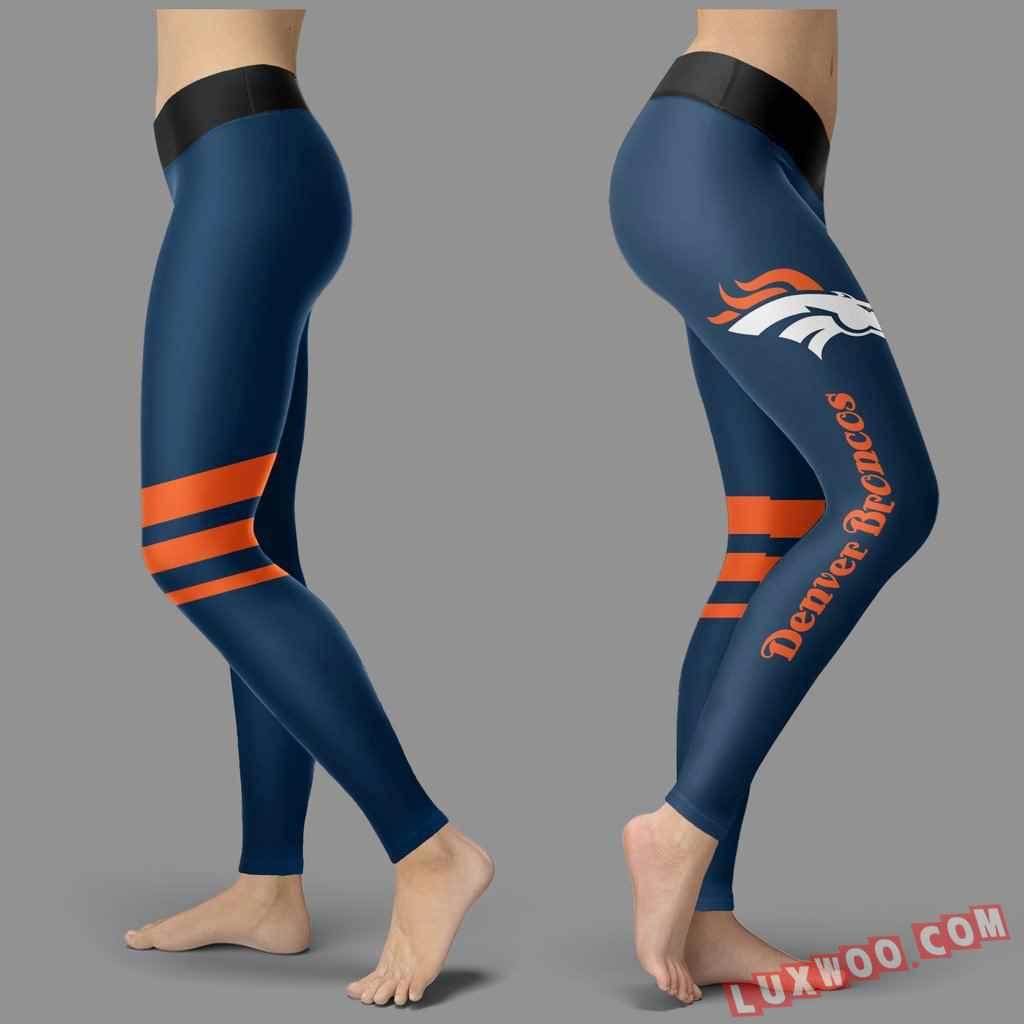 Nfl Denver Broncos Leggings V3