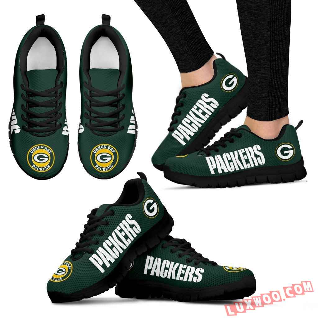 Nfl Green Bay Packers Running Shoes V1