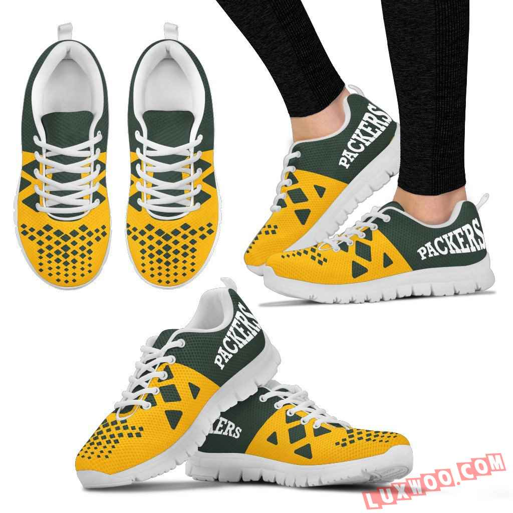 Nfl Green Bay Packers Running Shoes V2