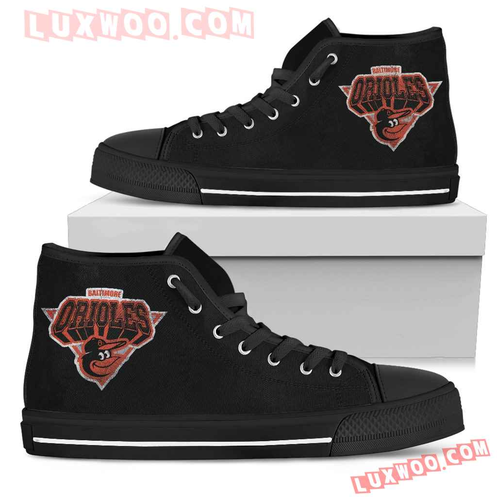Baltimore Orioles High Top Shoes