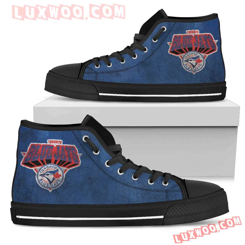 Toronto Blue Jays High Top Shoes