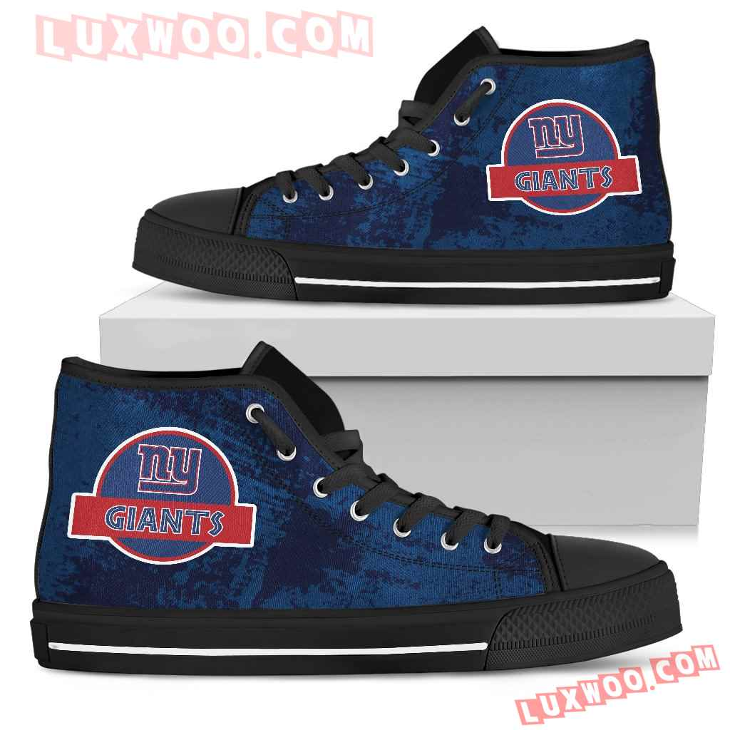 Jurassic Park New York Giants High Top Shoes
