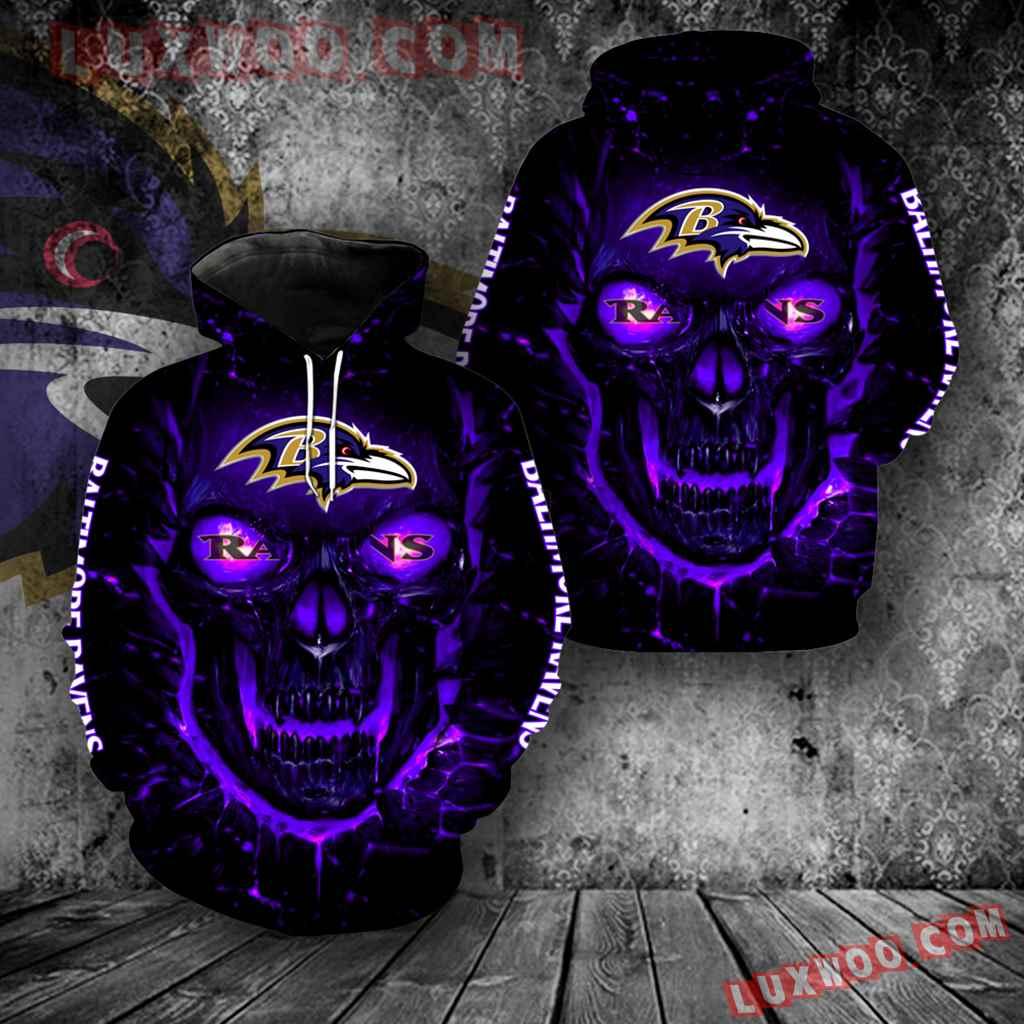 Baltimore Ravens New All Over Print V1080