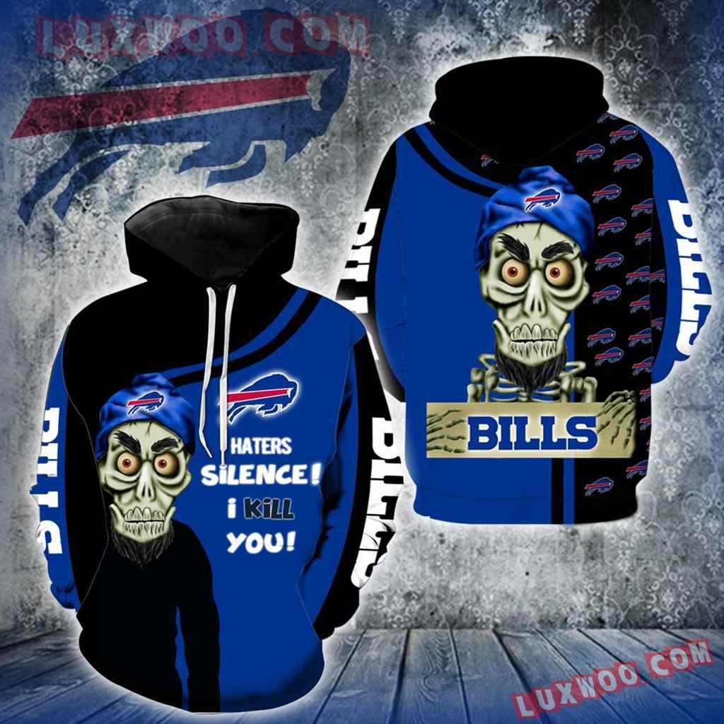 Buffalo Bills Achmed Skull Full All Over Print V1414