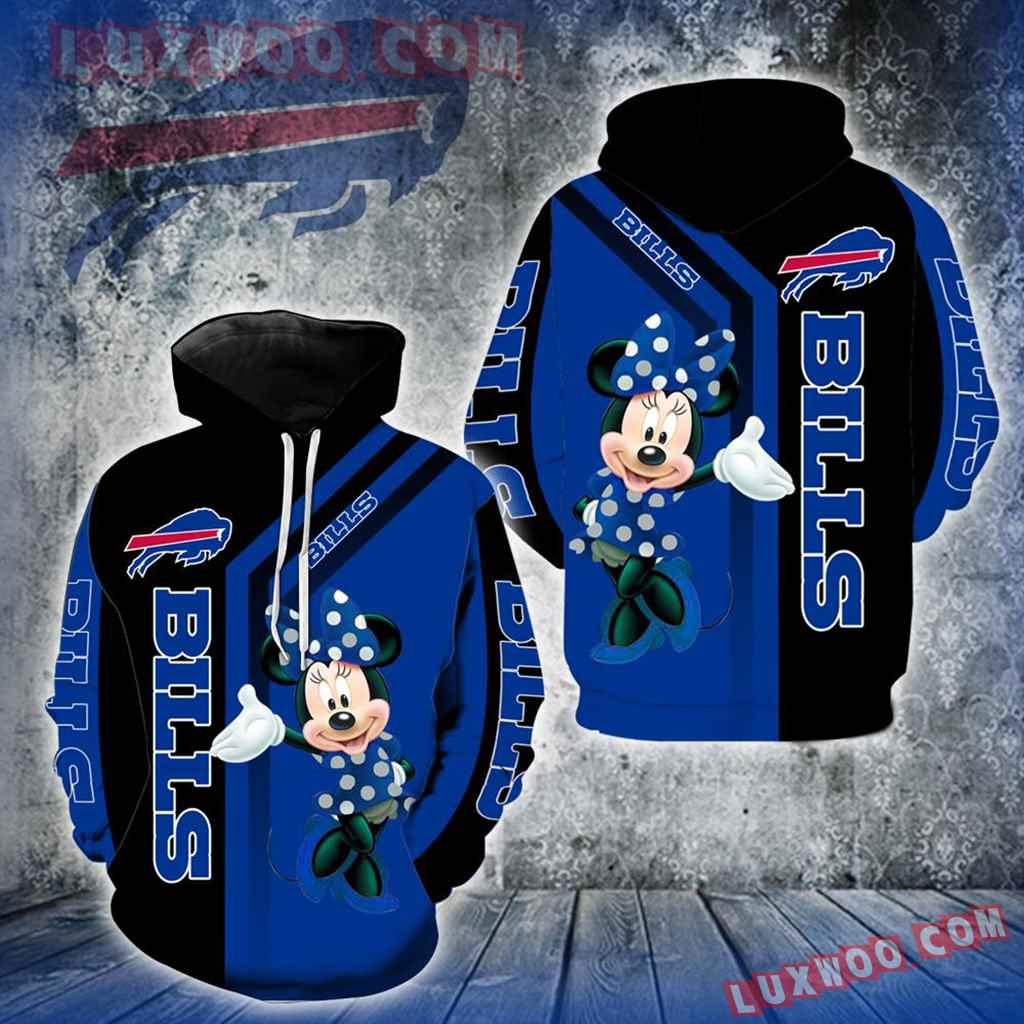Buffalo Bills Minnie Mouse New Full All Over Print V1471