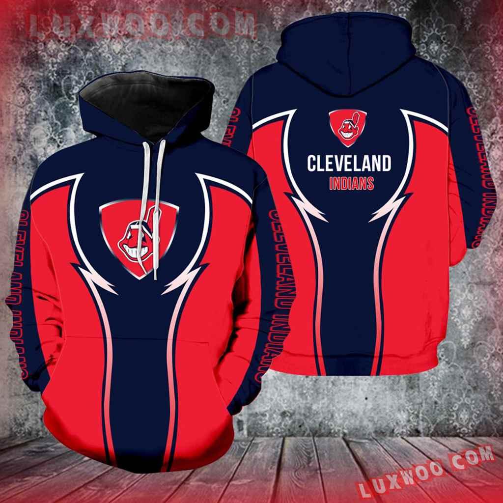 Cleveland Indians New All Over Print V1097