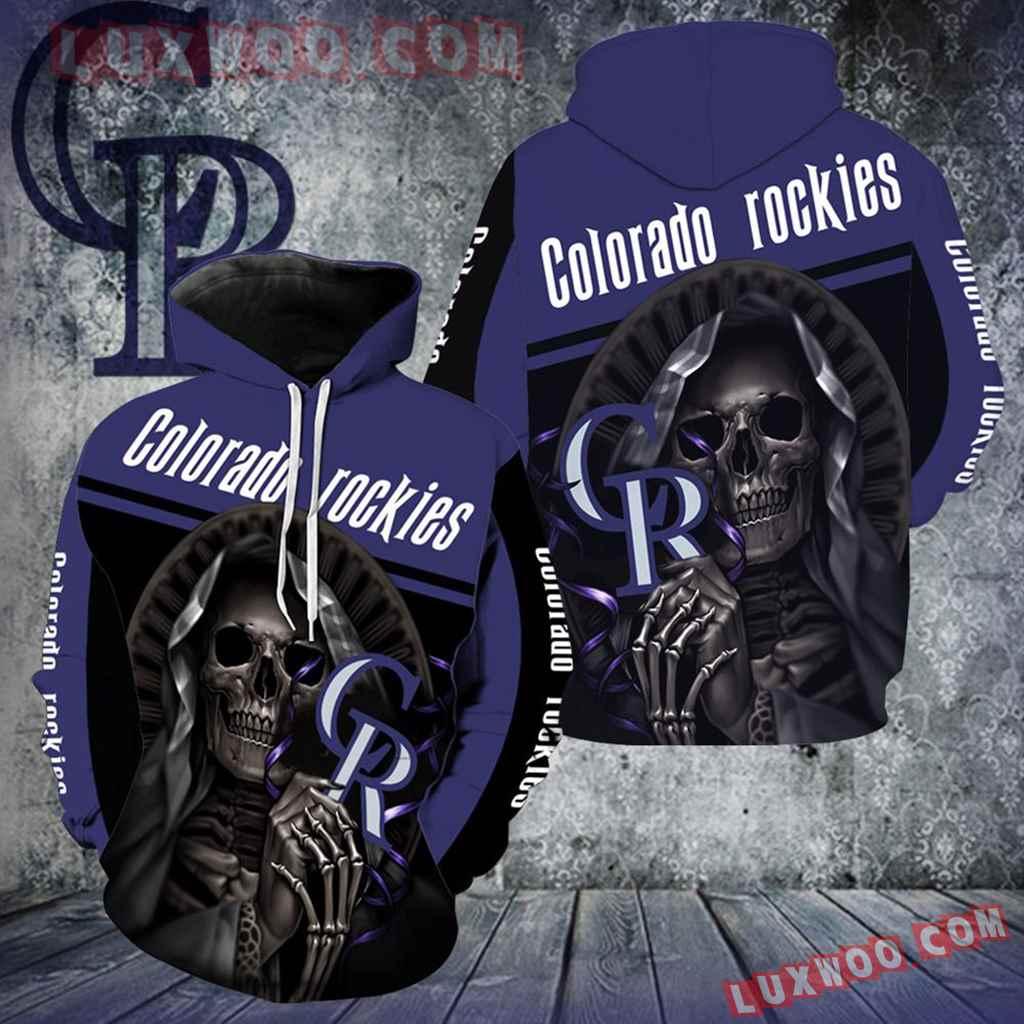 Colorado Rockies New All Over Print K1000